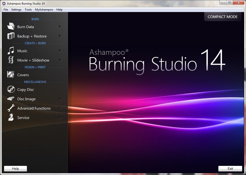 скачать Ashampoo Burning Studio торрент - фото 6